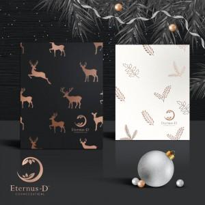 Eternus-D 2017 聖誕禮盒隆重登場!