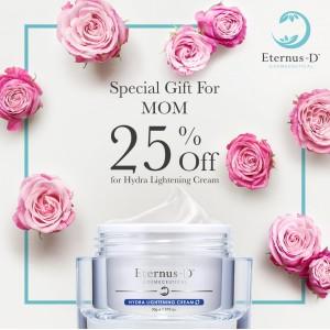 Eternus-D 母親節優惠