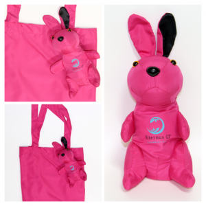 Eternus-D 趣緻兔兔環保袋