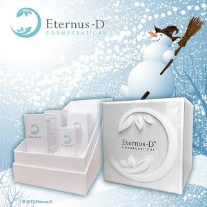 Eternus-D 2015 聖誕禮盒隆重登場!